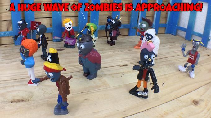 Full Bộ Sưu Tập Đồ Chơi PvZ 12 Mô Hình Zombies Ngộ Nghĩnh