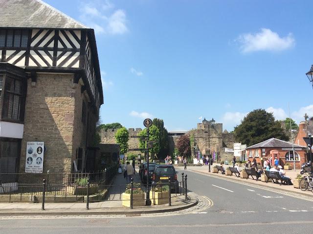 Ludlow, Shropshire, UK