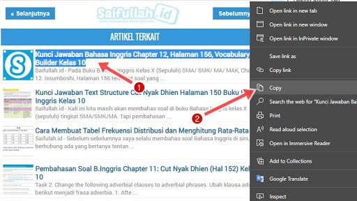 Cara Mengatasi Thumbnail Widget Related Post / Artikel Terkait Yang Tidak Muncul
