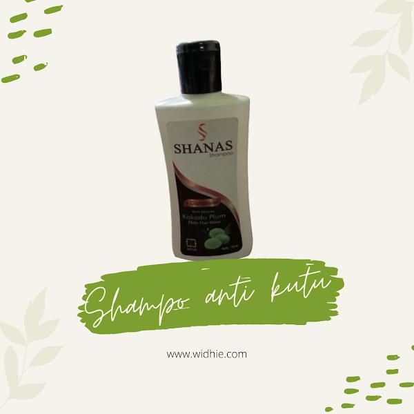 Shanas Shampo, Shampo Anti Kutu Rambut Paling Nyaman