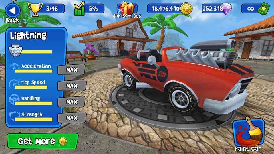 Download Beach Buggy Racing Mod APK Unlimited Money dan ...