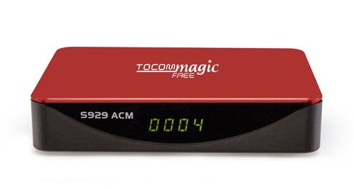 TOCOMFREE MAGIC S929 ACM ATUALIZAÇÃO MODIFICADA V 1.2018 63W - 15/04/2018