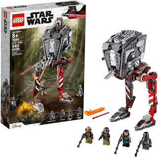 the mandalorian lego set