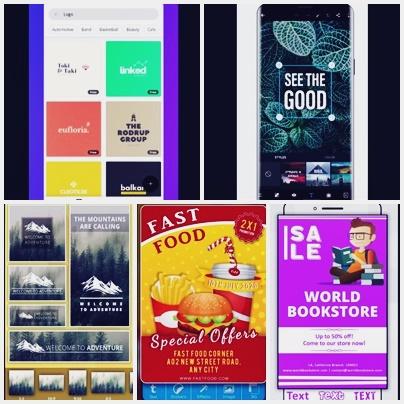 Aplikasi Desain Poster Android Keren Terbaik