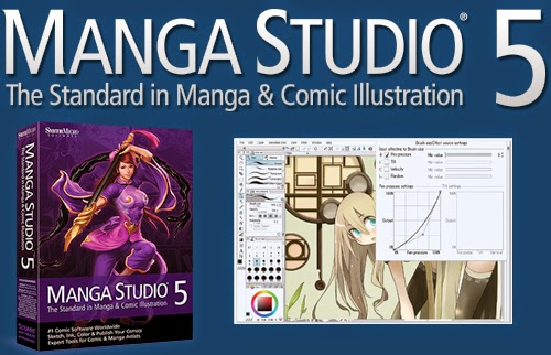 download manga studio ex 5.0.2 full keygen