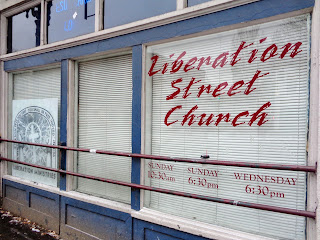 Liberation Street Church, Portland, Oregon