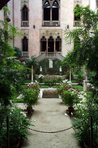 Paradis Express Isabella Stewart Gardner Museum