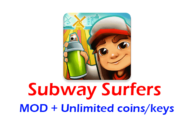 Download Subway Surfers MOD free