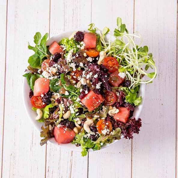 June 21 | Maui-Based Restaurant Fork & Salad Opens in Orange with FREE Food