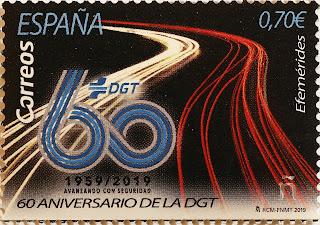 60 ANIVERSARIO DE LA DGT