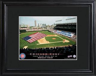 MLB Stadium Print