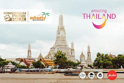paket liburan ke thailand termasuk tiket pesawat dari surabaya