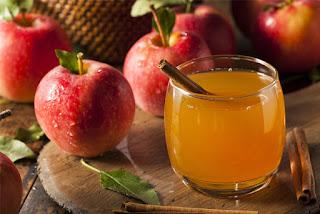 Vinagre de manzana para la acidez