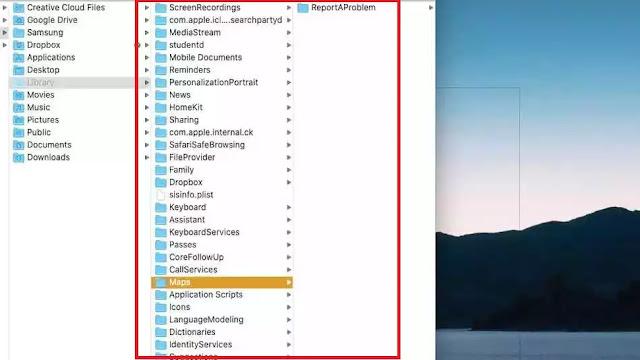 طريقة مسح ذاكرة التخزين المؤقتة في حواسيب ماك