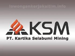 Lowongan Kerja PT Kartika Selabumi Mining Kaltim 2021 Kota Bangun Kutai Kartanegara untuk lulusan D3 D4 dan atau S1 Environment Supervisor