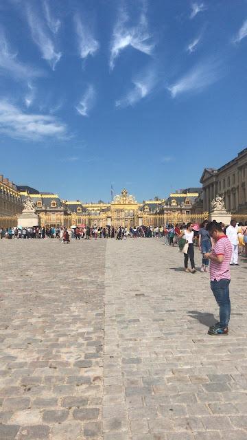 Версальский-Дворец
