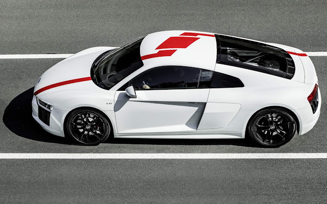 Audi  R8 V10 RWS de tração traseira