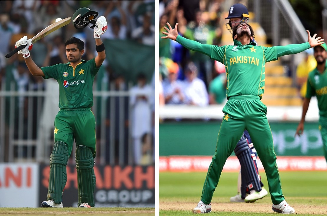 ICC ODI Rankings : Babar Azam remains at number 4 in the batting rankings and Hasan Ali is still at number 1 in the bowling rankings