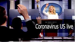 Coronavirus US en direct: l'attaché de presse défend Trump contre le blocage du témoignage de Fauci - comme cela s'est produit