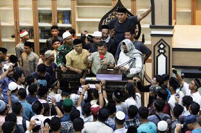 Pembubaran Kajian Ustadz Firanda Di Aceh