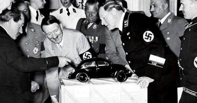 Ο Φέρντιναντ Πόρσε, η συνεργασία με τους Ναζί και οι αιχμάλωτοι