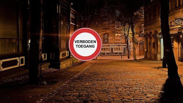 البرلمان الهولندي يحسم الجدل حول فرض حظر التجوال في هولندا