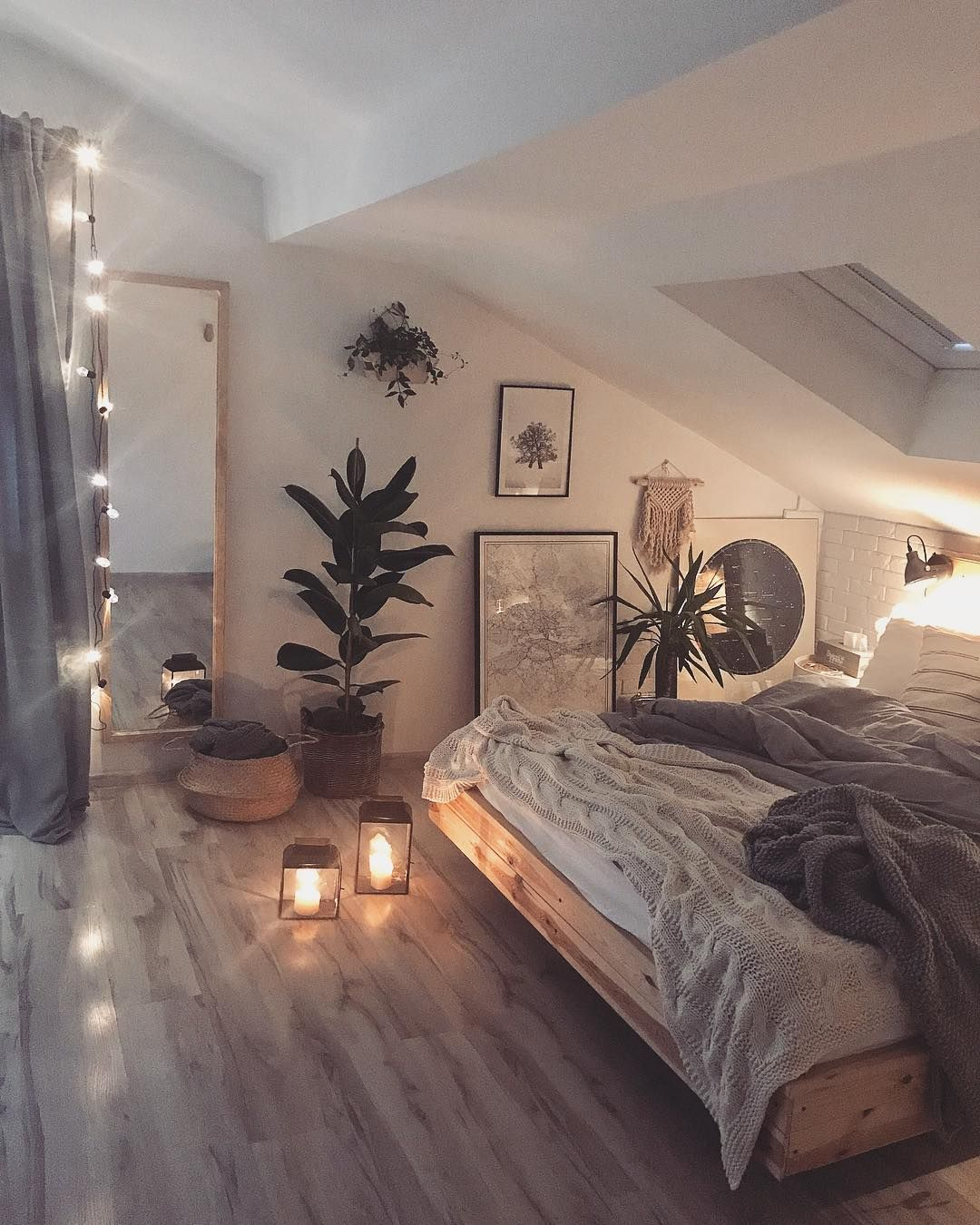 awesome and cozy bedroom interior design idea