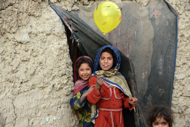 Very Beautiful and Cute Kids : Afghanistan