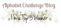 Top 3, Alphabet Challenge, I for Insect,  July 2021