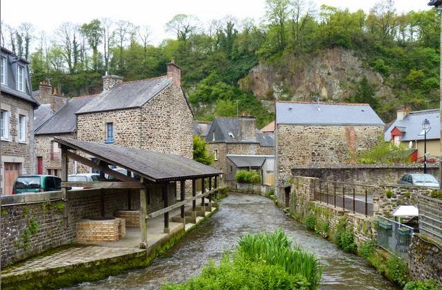 Fougères, alrededores del Castillo.