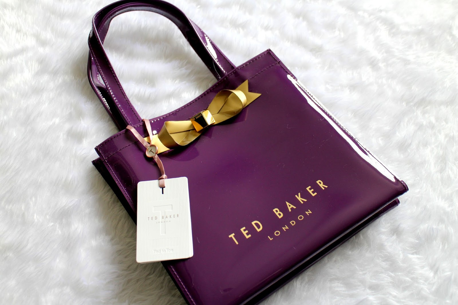Ted Baker Mini Bowcon Bag