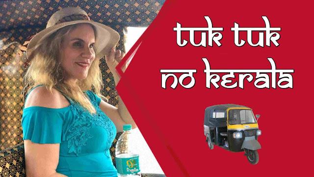 tuk tuk no Kerala