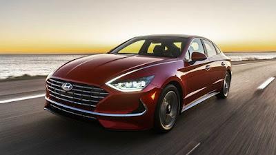 Carshighlight.com - 2021 Hyundai Sonata Hybrid
