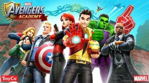 MARVEL Avengers Academy MOD APK 1.0.46 Game Android