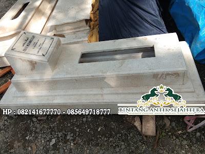 Jual Makam Marmer di Bandung | Makam Marmer Model Pahlawan