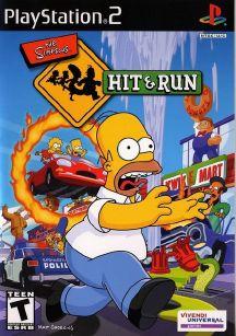 THE SIMPSONS HIT & RUN PS2 TORRENT