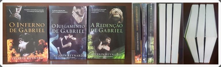 Promoção Trilogia O Inferno de Gabriel