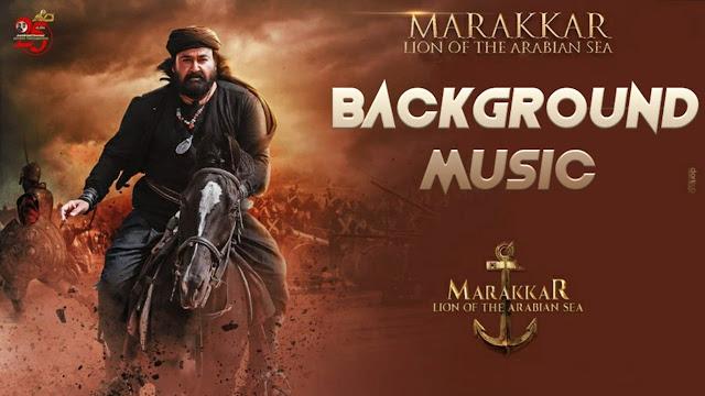 Marakkar Arabikadalinte Simham BGM | Mohanlal |SD BGM - MP3 Download
