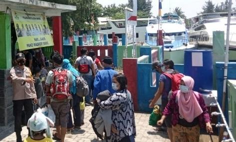 Warga Mulai Banyak Berlibur Ke Kepulauan Seribu, Polisi Siapkan Pengamanan