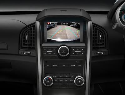 Mahindra XUV700 interior