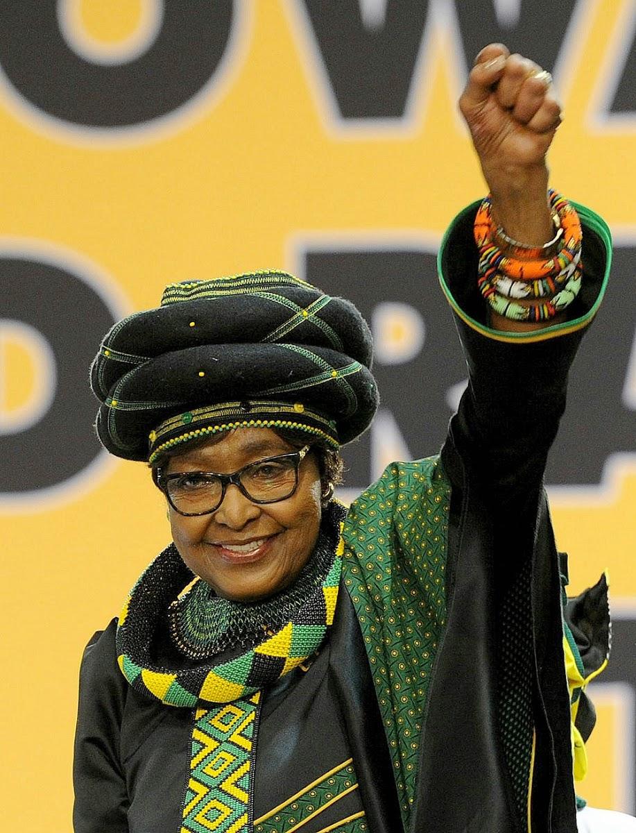 Presidency Remembers Ma Winnie Madkikizela-Mandela On The Anniversary Of Her Death