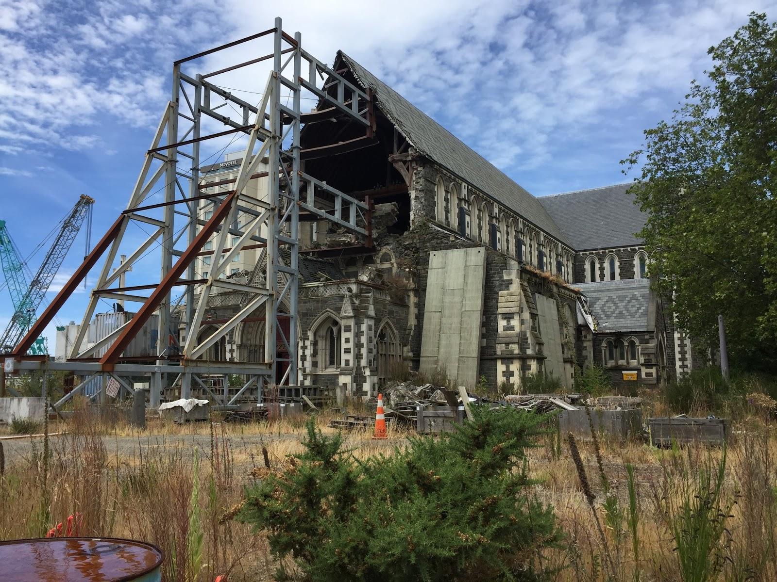 Christchurch: Christchurch Earthquake