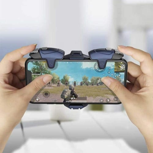 Review GOFOYO AK03 PUBG Mobile Controller