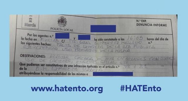 El Ayuntamiento de Murcia multa a personas sin hogar por comer y dormir en la calle entre cartones
