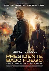 Agente Bajo Fuego / Presidente Bajo Fuego / Objetivo: Washington D.C.