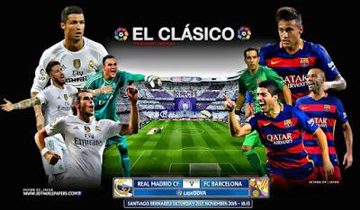 Promo Real Madrid-Barça: El clásico 2015