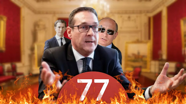 QN NEWS 77 - Governo Austríaco colapsa após escândalo com oligarcas russos