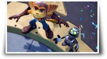 la vidéo de gameplay de Ratchet & Clank - Rift Apart