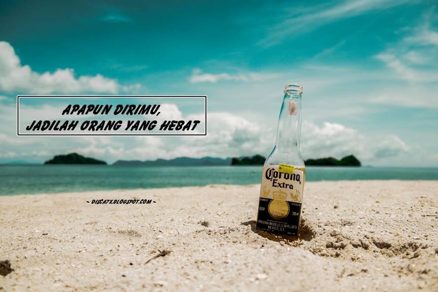 Caption Foto Di Pantai 1