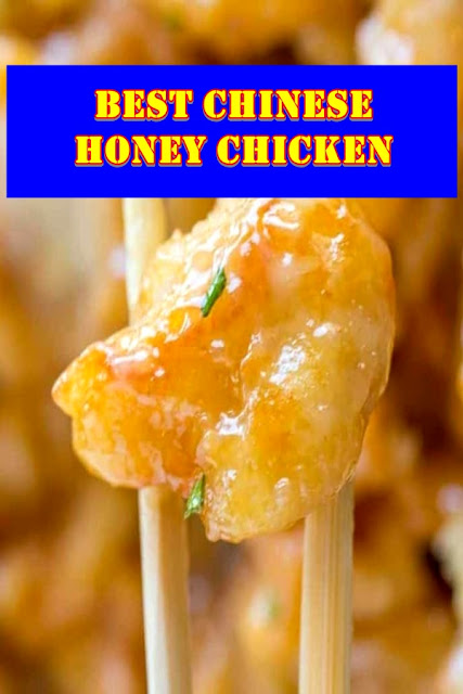 #CHINESE #HONEY #CHICKEN